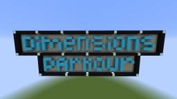 Dimensions Parkour - Parkour Map Minecraft Map & Project