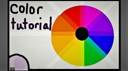 Color Theory - Art Tutorial Minecraft Blog Post