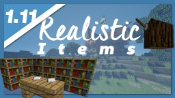Realistic Items | One command Generator