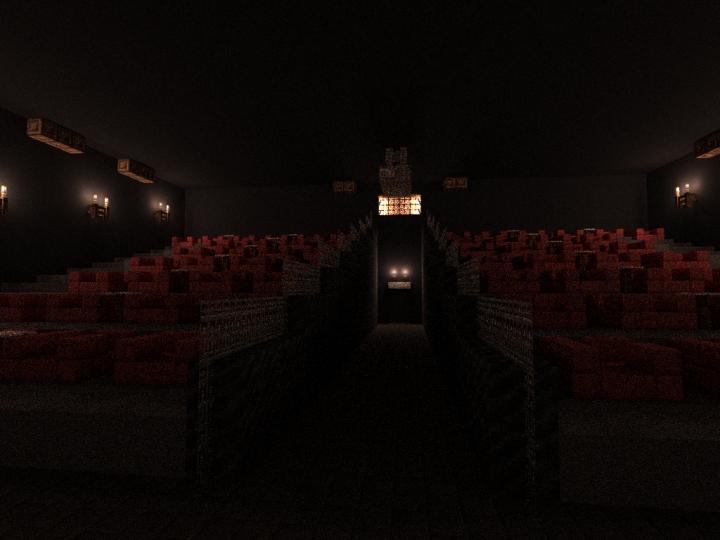 Le Palais Du Ciel - IMAX Theater