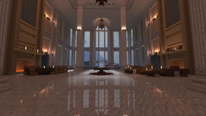 Le Palais Du Ciel - Grand Hall