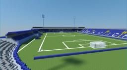 Grbavica Stadium Minecraft Map & Project