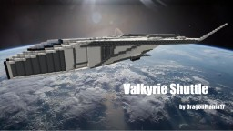 Imperial Valkyrie Shuttle Minecraft Project