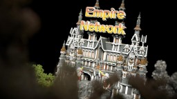 Lobby for EmpireNetwork Minecraft Project