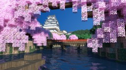 Japan – Himeji Castle, Kinkakuji, byodoin, etc. [Kyoto, National Treasure, World Heritage Site, Originality] Minecraft Project