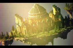 | Dank domus saltus | Factions spawn Minecraft Map & Project