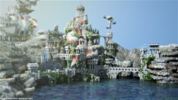 Port Novus Minecraft Project