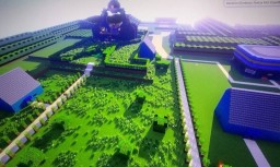 Minecraft Dark Rising 2 - Pixelmon Adventure Map Minecraft Project