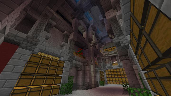 Vault design [w/ DOWNLOAD] Minecraft Project