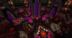 SUPER SURVIVAL NETHER  HUB! Minecraft Map & Project