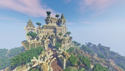 Aseroth City - Fantasy World Part One Minecraft Project