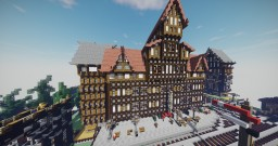 Steampunk Hotel Minecraft Project