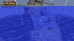 Water palace world Minecraft Project