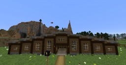 Horse Stable 2 Minecraft Map & Project