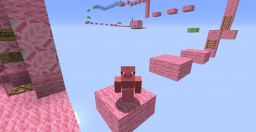 Pig Parkour Minecraft Map & Project