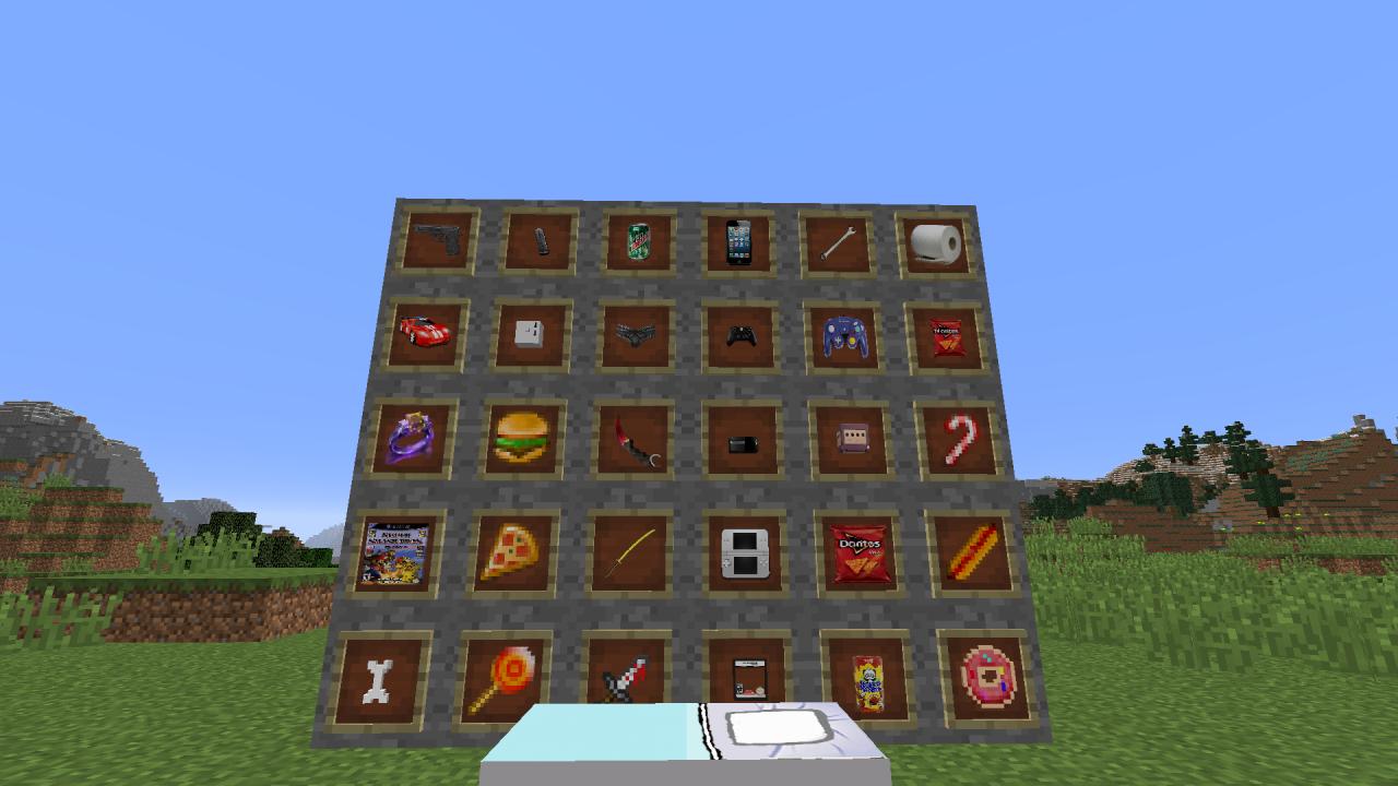 Yandere Highschool Texture Minecraft Texture Pack