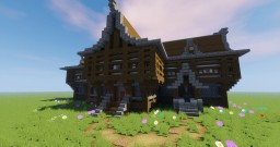 The Bad Tempered Rodent Inn Minecraft Project