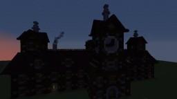 Bramblewood Manor Minecraft Map & Project