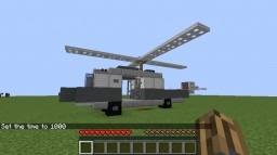 The Helicopter Minecraft Project