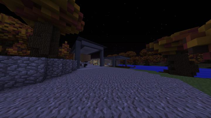 minecraft batcave map
