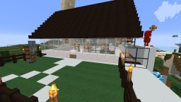 Automatic Snowman House Minecraft Project