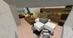Clothing Shop EmiCatGami - Blocky Fashion Minecraft Map & Project