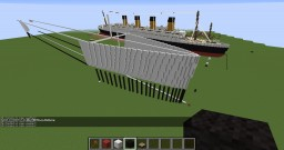 RMS Chester Minecraft Project