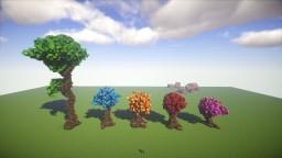 Fantasy Tree Repository Minecraft