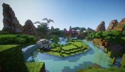 Essence Lake [Organic + Terrain mini build] Minecraft Map & Project