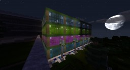 Industrial Park Bldg Minecraft Project