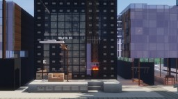 Modern Industrial Townhouse by Omardegante Minecraft Project