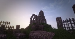 Wolfheze - Graveyard & Catacombs Minecraft Project