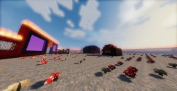 Nether House and Overworld House Minecraft Project