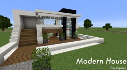 Modern House - Contest Entry Minecraft