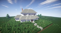 Colonial Family home Minecraft Map & Project
