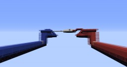 Minecraft: Lucky Block Race 1.9 Minecraft Project