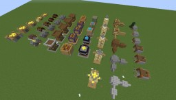 Clash of Clans.Village Of The Builder Minecraft Project