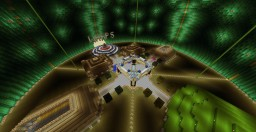 PvP&Factions Server Spawn Minecraft Map & Project
