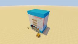 Wireless Redstone - Structure Block Creation Minecraft Project