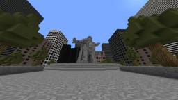 Superman Memorial (PvP Map) Minecraft Map & Project