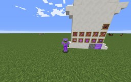 (Works Any Version!) Verbose_Cake11 Texture pack v3 (Pink + Purple Diamonds) Minecraft Texture Pack
