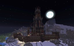 Skeleton Fortress Minecraft