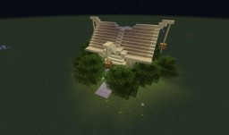 Schematic: Elven House Minecraft Project