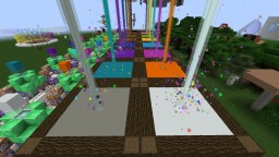 Color Coded Teleporters | Command Block creation Minecraft Project