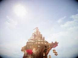 Minecraft Cinematic - Island Mini Lobby Minecraft Project