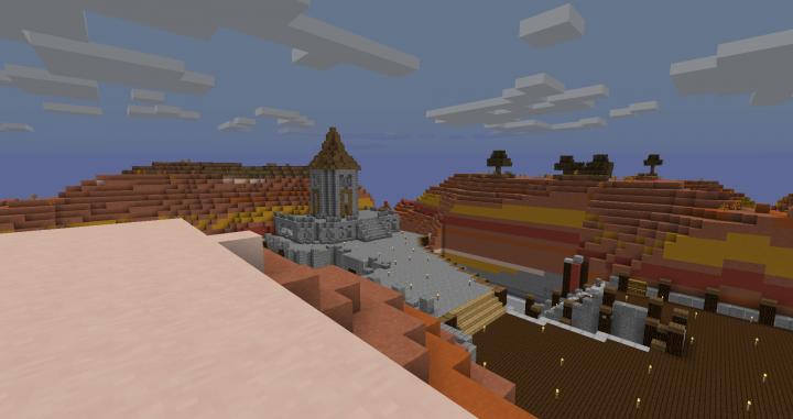 A castlekingdom two users built.