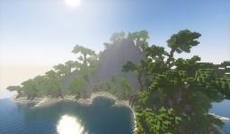 Volcano Islands Minecraft Project