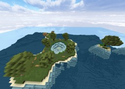 Clay Island Minecraft Map & Project