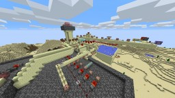 ||Fighting Game|| OP Fite Weapons Minecraft Project