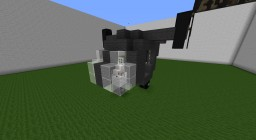 Vertibird | Fallout 4 Minecraft Project